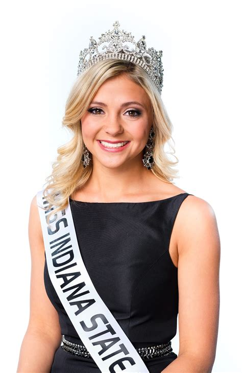 Miss Indriany miss indiana state fair 2016 to visit cass county