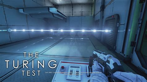 turing test movie the turing test gameplay 3 r 233 sz youtube