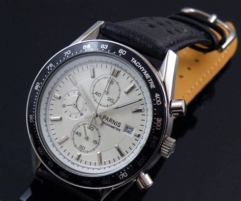 Jam Tangan Dua Jarum jam tangan chronograph untuk mengukur waktu machtwatch