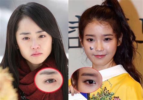 membuat alis kening tips kecantikan 5 tips mekap artis korea yang perlu