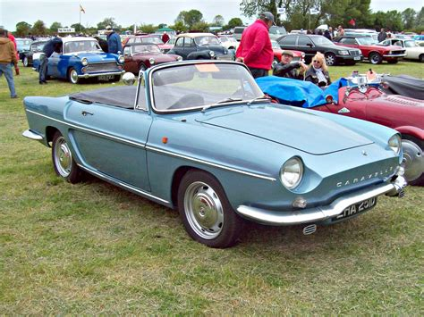 renault caravelle engine 298 renault caravelle 1962 68 renault caravelle 1966