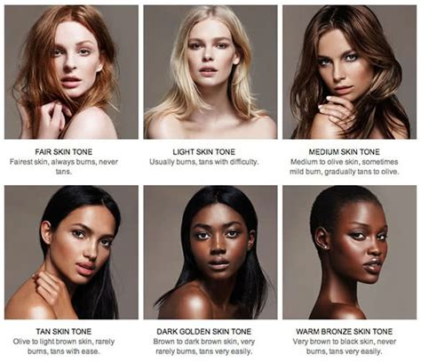 types of skin color how to brighten up your makeup for warmer weather
