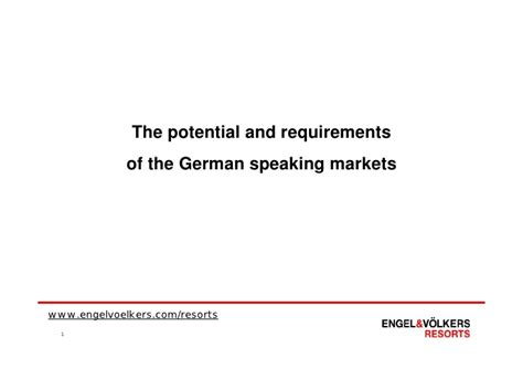 German Mba Requirements by Osterthun Presentation 26 11 2009