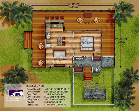 exotic house plans small casita floor plan costa rica design pinterest
