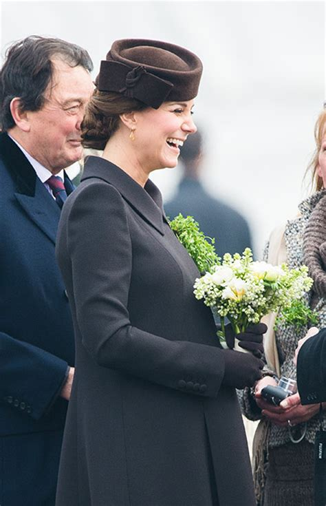 s day kate hazeltine kate middleton and prince william celebrate st s day