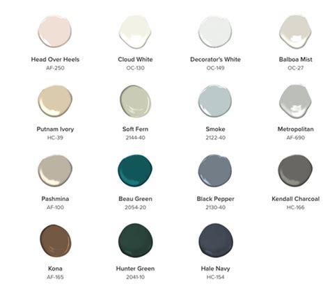 benjamin color of the year benjamin 2019 color of the year metropolitan af 690