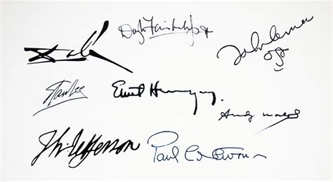 get yourself a swashbuckling signature ideas