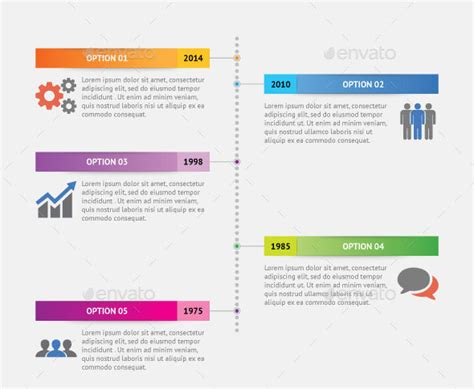 25 Amazing Timeline Infographic Templates Web Graphic Design Bashooka Fancy Website Design Templates