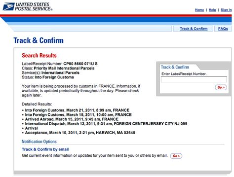 Usps Number Search Usps Tracking Tool Free Printingfreeware