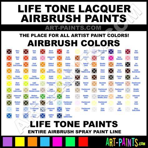 lacquer spray paint colors tone lacquer airbrush spray paint colors tone
