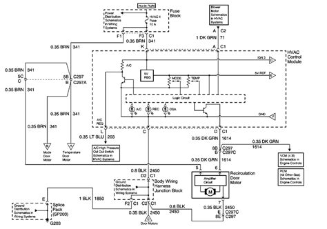 automotive air conditioning repair 2005 chevrolet tahoe electronic throttle control 2007 chevy tahoe wiring diagram hvac wiring diagrams image free gmaili net