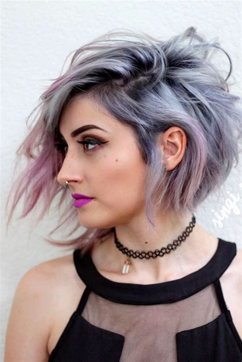 new fun hairstyles 25 best ideas about edgy short hair on pinterest edgy