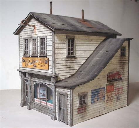Craftowntoys Railroad Track Toys Papercraft 61 best images about model railroads on models