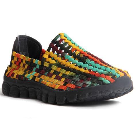 woven shoes womens womens comfort walking shoes memory foam slippers woven