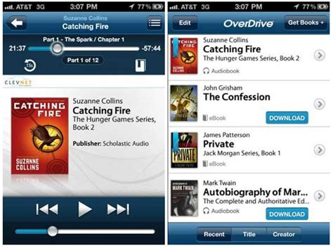overdrive media console app overdrive media console app for ios now features free e