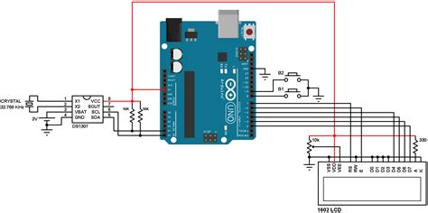 arduino real time clock  ds simple projects