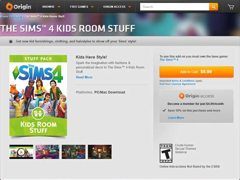 room stuff now available the sims 4 room stuff pack simsvip