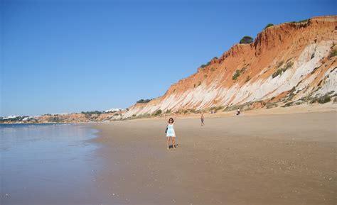 algarve turisti per caso praia falesia albufeira algarve viaggi vacanze e