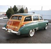 Gorgeous 1949 Buick Super Station Wagon 1942 1946 1947
