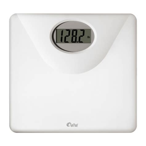 Weight Watchers Precision Electronic Scale By Conair by Weight Watchers 174 By Conair Precision Electronic Scale