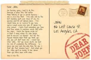 Dear John Break Letter Scene categories dear john letter previous post dear john style next post