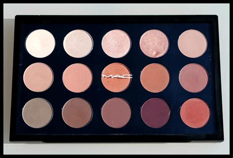 Eyeshadow Mac Pallete Mac Eye Shadow Swatches