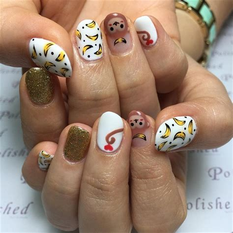 monkey nail for new year year of the monkey nail nails magazine