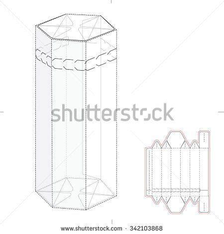 78 ideas about hexagon box on pinterest diy box paper