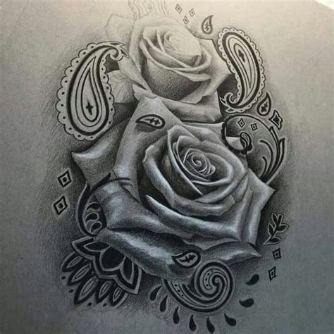 chicano rose tattoo 13 chicano designs
