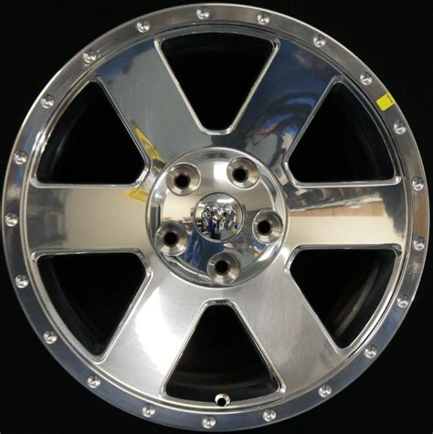 2004 dodge ram wheel bolt pattern dodge ram 97302p oem wheel 68024609aa oem original