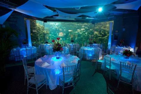 wedding reception new aquarium the florida aquarium venue ta fl weddingwire