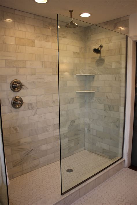 stone bathroom showers design decor and remodel projects