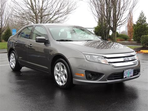 2010 ford fusion trade in value 2010 ford fusion se 4 door sedan 4cyl