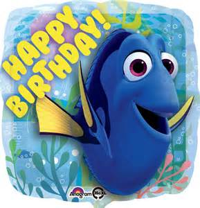 finding dory happy birthday large balloon party supplies canada open party