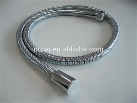 Shower Hose Extension by Chrome Plated Lock Shower Stainless