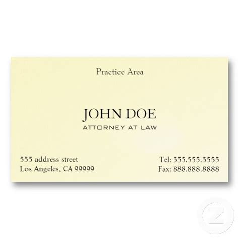Find Business Cards Template by Attorney Clean Ii Business Card Card