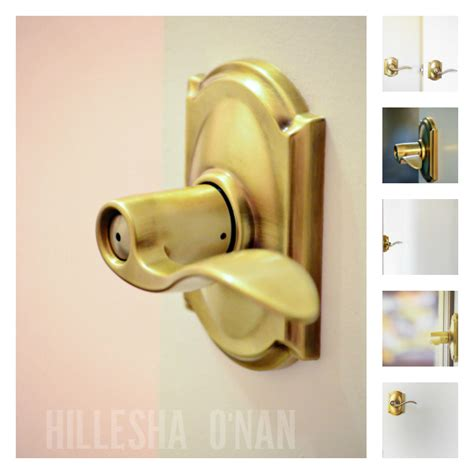 schlage front door hardware schlage design makeover review