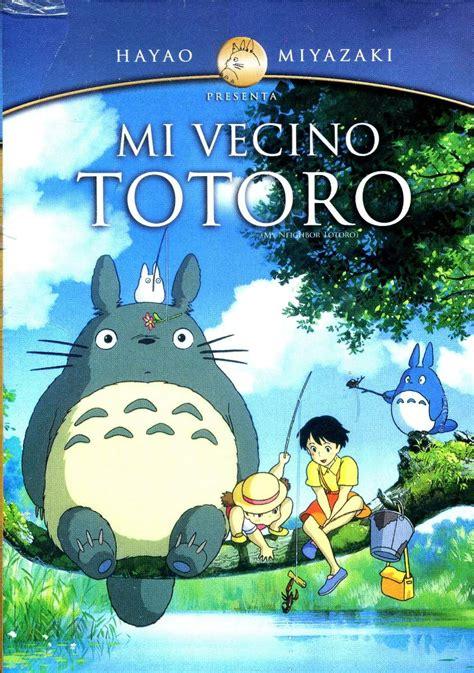 Tonari No Totoro dvd mi vecino totoro tonari no totoro 1988 hayao