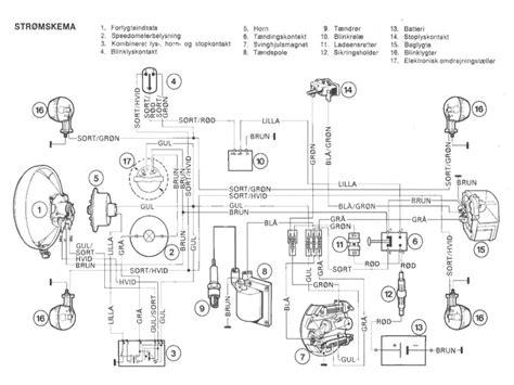 puch ms 50 wiring diagram wiring diagram