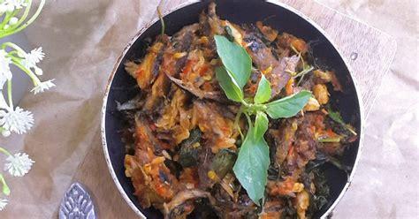 resep tongkol suir kemangi enak  sederhana cookpad