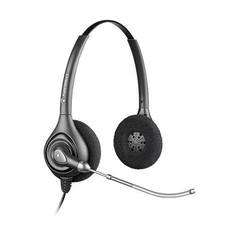 plantronics hw261 corded headset voip supply