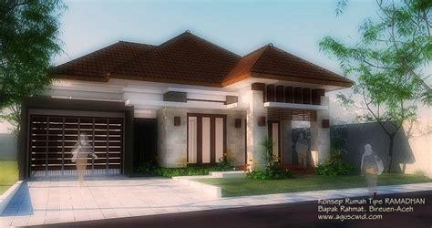 desain eksterior rumah tropis modern desain rumah tropis modern rumah dan desain