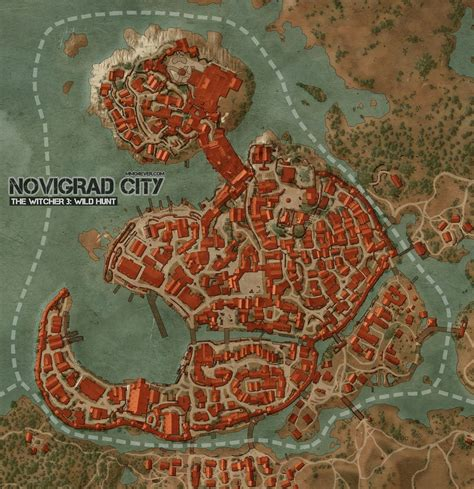 vivaldi bank novigrad vivaldi bank novigrad novigrad map the witcher 3 wild hunt