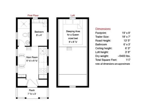 tiny houses floor plans free tiny house floor plans 500 sq ft tiny house floor