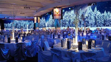 Painted Backdrops for Weddings   Wedding & Events   Winter