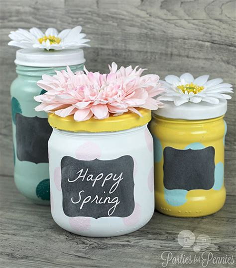 jar crafts diy diy decoration crafts with jars diy craft projects