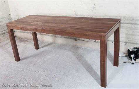 Walnut Kitchen Table by Walnut Kitchen Table Shoreditch Walnut Kitchen Table And