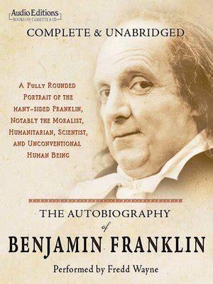 benjamin franklin biography audiobook fredd wayne 183 overdrive ebooks audiobooks and videos for