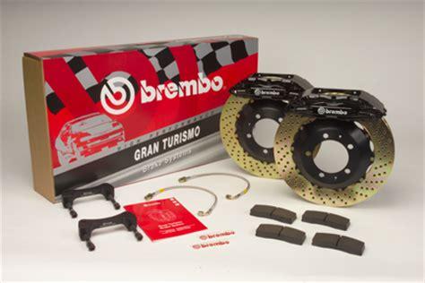 Handel Set Racing Brembo brake kits