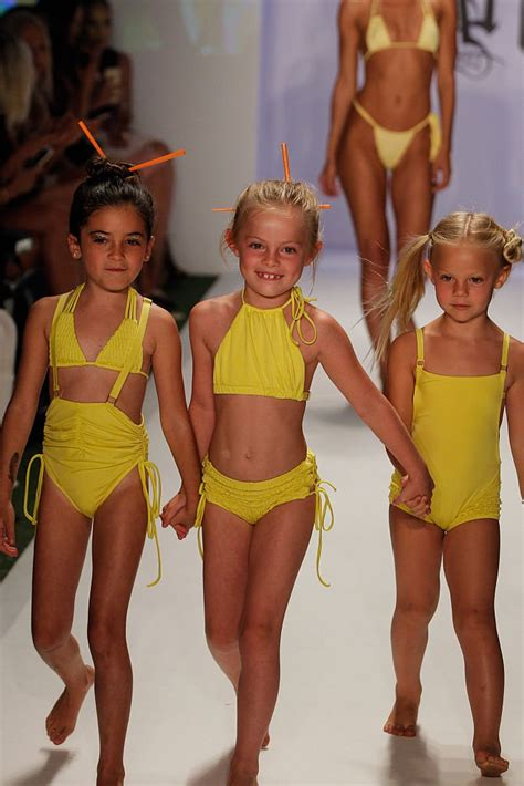 family barbeque 1 ukrainian naturist families actor little girls model bikinis on runway for hot as hell swimwear
